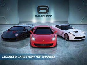 Asphalt Nitro Mod Apk : Unlimited Money And Unlocked Cars 1