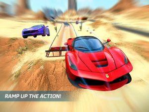 Asphalt Nitro Mod Apk : Unlimited Money And Unlocked Cars 3