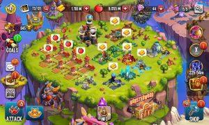 Monster Legends Mod APK: Unlimited Gems, Coins & Food 6