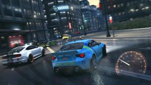 Need For Speed No Limits Mod Apk : Unlimited Money and Gold 4