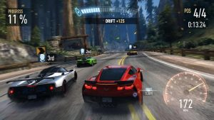 Need For Speed No Limits Mod Apk : Unlimited Money and Gold 3