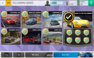 TOP DRIVES MOD APK : UNLIMITED MONEY/ GOLD AND CARS 7