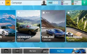 TOP DRIVES MOD APK : UNLIMITED MONEY/ GOLD AND CARS 8