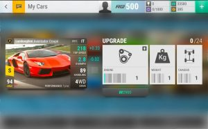 TOP DRIVES MOD APK : UNLIMITED MONEY/ GOLD AND CARS 6