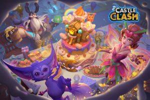 Castle clash mod Apk 1.9.5(unlimited money, gems) 2021 1
