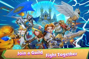 Castle clash mod Apk 1.9.5(unlimited money, gems) 2021 5