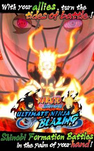Naruto Blazing Mod Apk   Unlimited Pearls, High Attack, God Mode 1