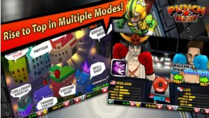 Punch Hero Mod Apk   Unlimited Coins, Stars & Health 5