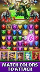 Empires and puzzles mod apk : Unlimited Money, Gems & Iron 1