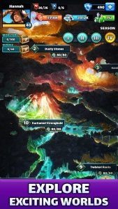 Empires and puzzles mod apk : Unlimited Money, Gems & Iron 5