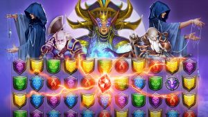 Empires and puzzles mod apk : Unlimited Money, Gems & Iron 7