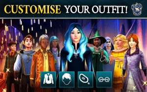 Harry Potter Hogwarts Mystery Mod Apk : Unlimited Diamond & All 6