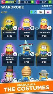 Minion Rush Mod Apk : Unlimited Money, Free Shopping & No Ads 2