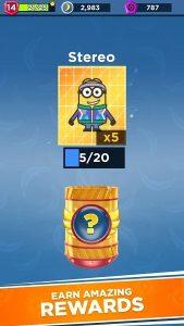 Minion Rush Mod Apk : Unlimited Money, Free Shopping & No Ads 3