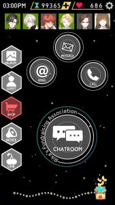 Mystic Messenger Mod Apk: Unlimited hourglasses & Hearts 4