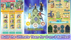 Pokémon Masters Mod Apk: Unlimited Coins, Gems & Unlocked Levels 4