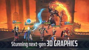 Raid Shadow Legends Mod Apk : Unlocked Warriors & Free Gems 5
