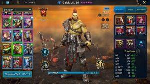 Raid Shadow Legends Mod Apk : Unlocked Warriors & Free Gems 7