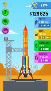 Rocket Sky Mod Apk : Download Latest Version Unlimited Money 1