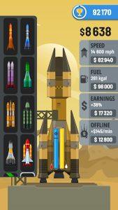 Rocket Sky Mod Apk : Download Latest Version Unlimited Money 2