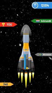 Rocket Sky Mod Apk : Download Latest Version Unlimited Money 3