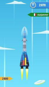 Rocket Sky Mod Apk : Download Latest Version Unlimited Money 4