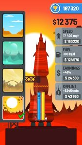 Rocket Sky Mod Apk : Download Latest Version Unlimited Money 5
