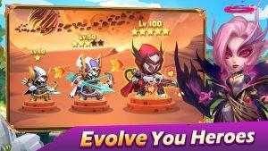 TapTap Heroes Mod APK : 1.0.0308 Unlimited Money & No Ads 2