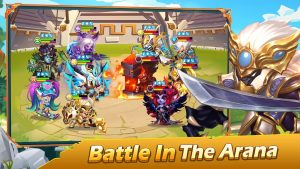 TapTap Heroes Mod APK : 1.0.0308 Unlimited Money & No Ads 3