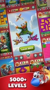 Toon Blast Mod Apk : Unlimited Lives, Boosters & Coins 5