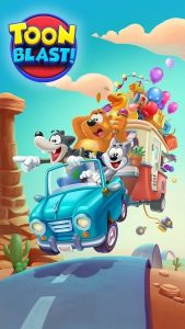 Toon Blast Mod Apk : Unlimited Lives, Boosters & Coins 6