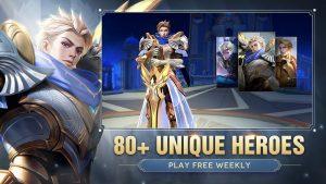 Mobile Legend Mod Apk | Unlimited AI, Money, Skin, Diamonds 6