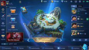 Mobile Legend Mod Apk | Unlimited AI, Money, Skin, Diamonds 7